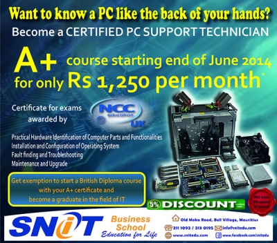 New A+ batch starting at the end of June 2014