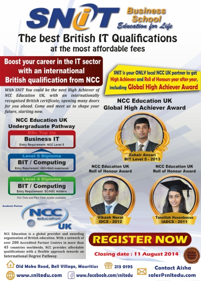 The Best British IT Qualification at the most affordable fee